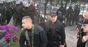 Лукашенко объявил о закрытии границ с Литвой, Польшей и Украиной