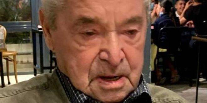 пропал 88-летний Григорий Якубович из Беэр-Шевы