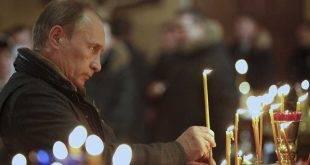 Путин поздравил евреев России с Новым Годом