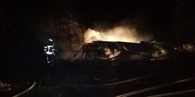 Трагедия на Украине: множество погибших в авиакатастрофе под Харьковым