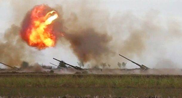 Сотни убитых: в Нагорном Карабахе вспыхнула война между Арменией и Азербайджаном