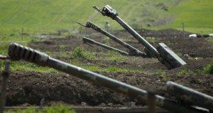 Азербайджан ударил по военной базе на территории Армении