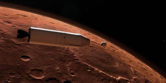 Есть ли жизнь на Марсе? Под поверхностью планеты нашли огромную систему озер