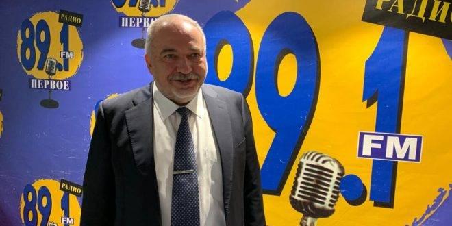 Интервью Авигдора Либермана на Первом радио