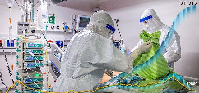 Коронавирус в Израиле: заражены менее 13 тысяч человек
