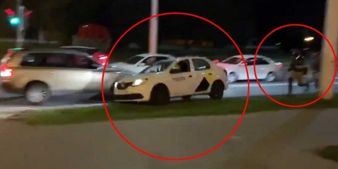 """""""Яндекс.Такси"""" не бросит минского водителя-героя соцсетей"""