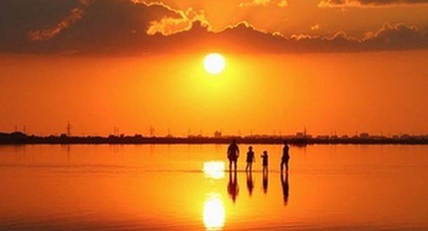Сентябрь установил рекорд жаркой погоды; новая волна жары – на следующей неделе