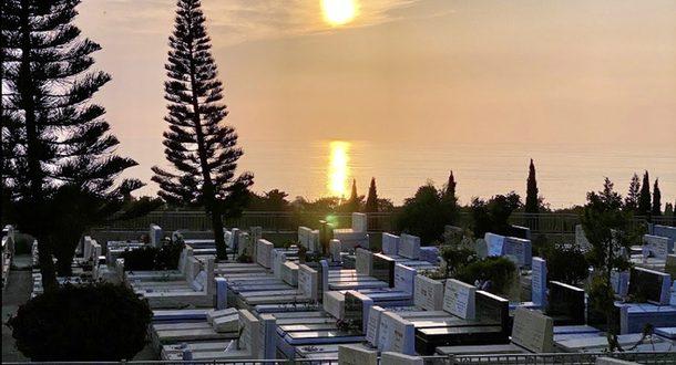 На кладбище в Хайфе нашли останки новорожденного младенца