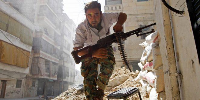 в Нагорном Карабахе погибло полсотни сирийских наемников