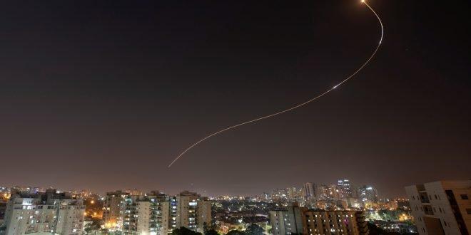 Израиль подвергся ракетному обстрелу из Газы
