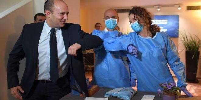 Лидер второй по популярности израильской партии второй раз за пять дней попал в больницу
