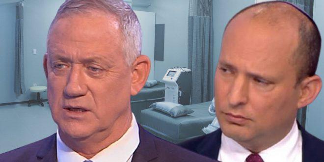 """больница """"Шиба"""" приняла сегодня министров обороны — действующего и бывшего"""