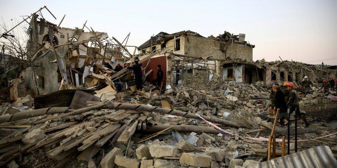 Ереван возложил ответственность на Баку за возможную вспышку чумы в зоне боевых действий