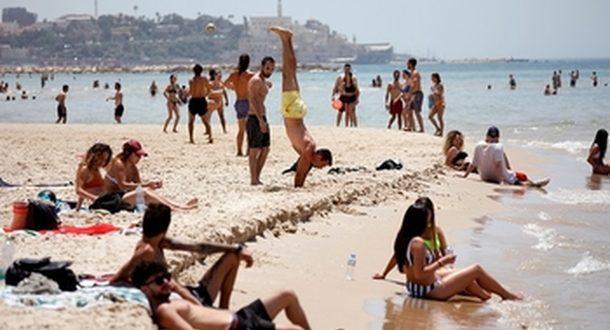 МВД оставил пляжи Израиля открытыми на зиму