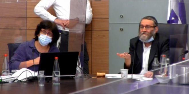 партнеры Нетаниягу по коалиции предупредили, что подчиняются не ему, а раввину