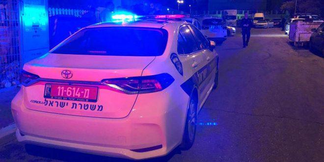 В Димоне грабитель напал на 80-летнего мужчину и оказался на больничной койке