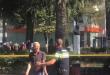 В Грузии вооруженный мужчина захватил заложников, он требует полмиллиона долларов