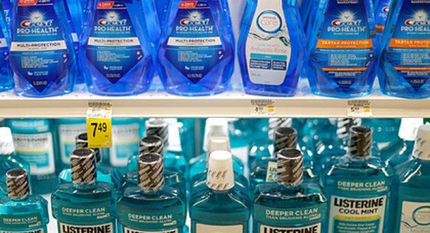 Ополаскиватели для рта оказались полезными в борьбе с коронавирусом