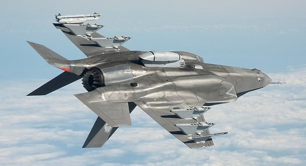 Единственная в Израиле женщина-пилот F-35 назначена заместителем командира эскадрильи