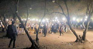 Полиция накрыла подпольную свадьбу возле кладбища Маккабим под Бен-Шеменом