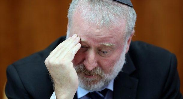Многодетную мать задержали у синагоги за протест против Мандельблита