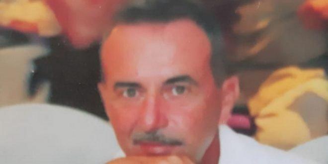 Внимание! Розыск: пропал 60-летний Вячеслав Цурпаленко