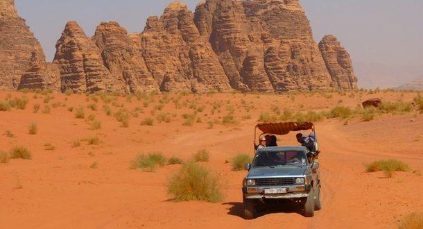 Из пустыни Негев сделают жемчужину туризма