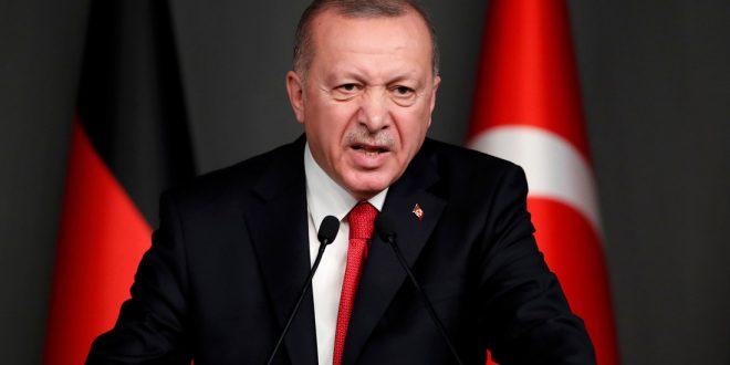 """Эрдоган назвал Макрона """"психом"""" и посоветовал подлечиться"""