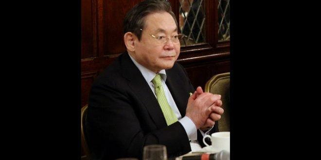 """умер глава """"Самсунга"""", превративший его из южнокорейской фирмы в международный концерн"""