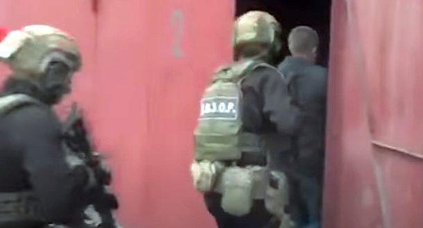 Одесса: украинский спецназ задержал 4 израильтян со 120 кг кокаина