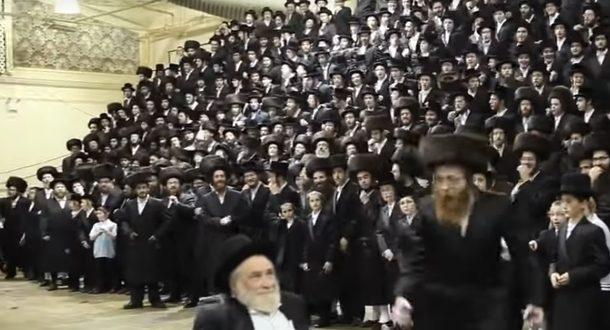 Полиция арестовала еще одну свадьбу ультраортодоксальных евреев