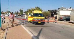Трагедия в Ашкелоне: ребенок погиб под колесами грузовика