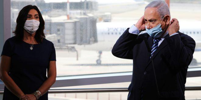 Израильские министры захотели слетать в Абу-Даби, Нетаниягу запретил