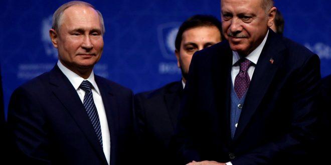 Турецкий Путин начинает конфликтовать с российским Эрдоганом, используя для этого украинского Зеленского