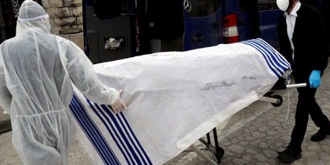 """Число смертей от """"ковида"""" в Израиле остается высоким"""