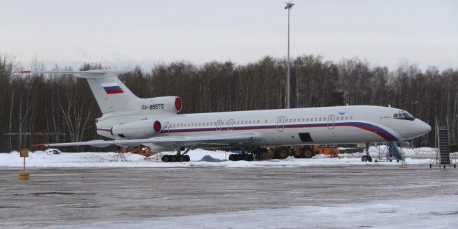 самый знаменитый советский самолет совершил последний рейс