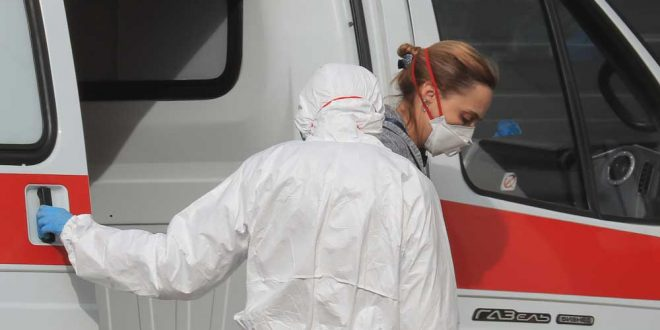 В России врачей обязали помалкивать о коронавирусе: ни слова без согласования с Минздравом