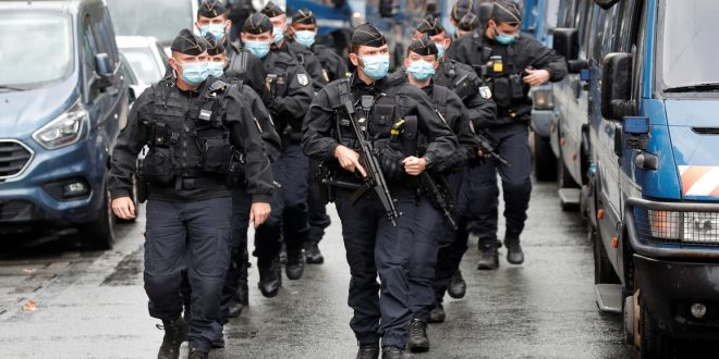 второе за день нападение во Франции