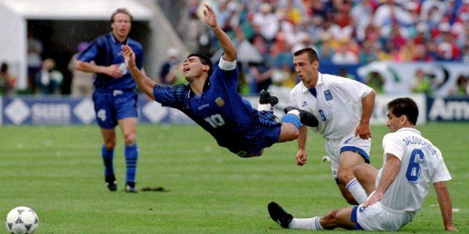 Диего Марадоне – 60! Он выполнил задание небес!