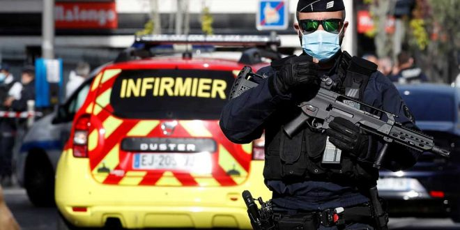 Во Франции задержали вероятного сообщника террориста из Ниццы