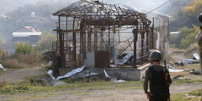 В Карабахе сообщили о пленении боевика из Сирии