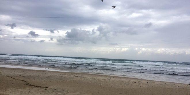 Погода в Израиле: немного прохладнее, в последующие сутки будут дождливыми
