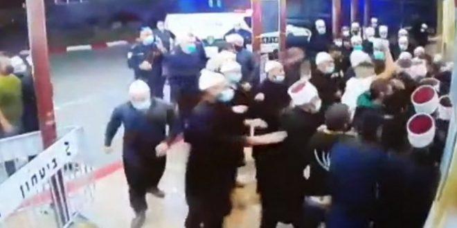 похороны шейха состоялись после победы над полицейским спецназом
