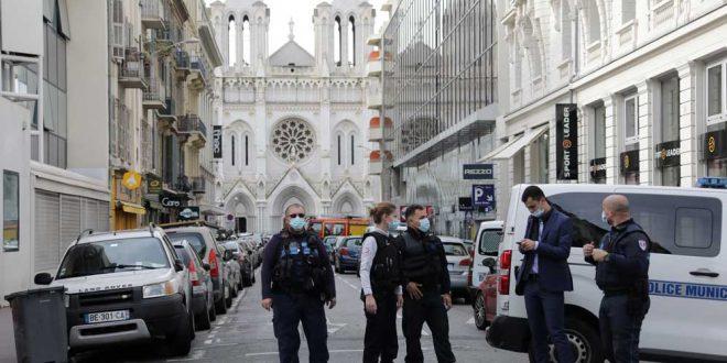 французская полиция задержала еще двух подозреваемых