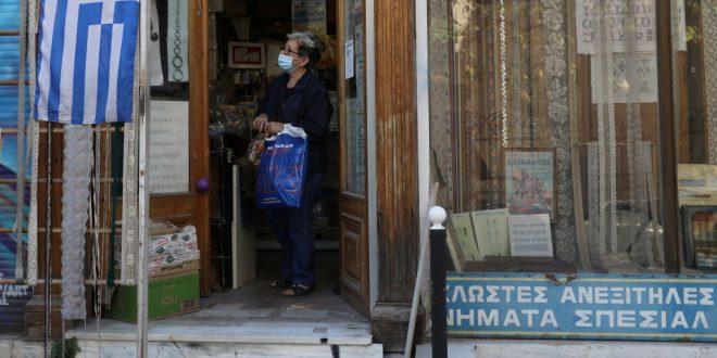 """в Греции модернизировали """"светофор"""" и ввели жесткие ограничения на месяц"""