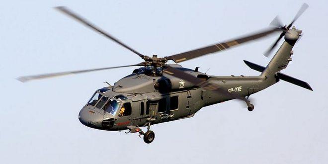 На Синайском полуострове разбился вертолет с миротворцами