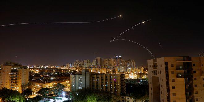 в израильской армии полагают, что Израиль обстреляли ракетами из-за дождя