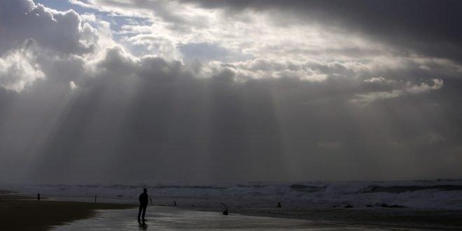 похолодание, дожди, грозы и первые затопления