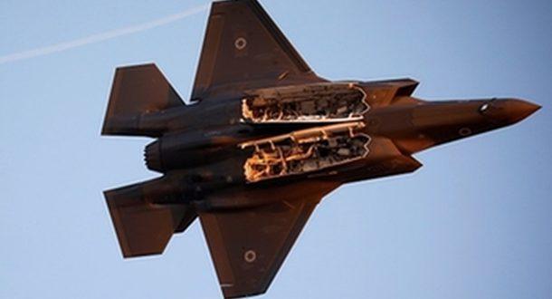 ВВС Израиля совершили рейды в воздушном пространстве Ливана