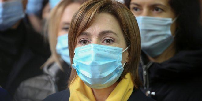 Молдавия в преддверии мирного переворота? Лидер оппозиции обогнала на президентских выборах действующего президента